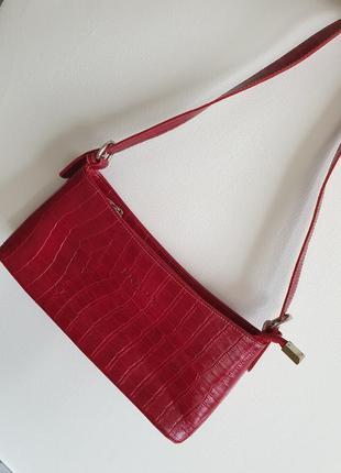 Винтажная сумка в стиле prada