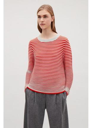 Cos шерстяной пуловер