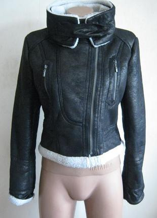 Colin's куртка - дубленка новая