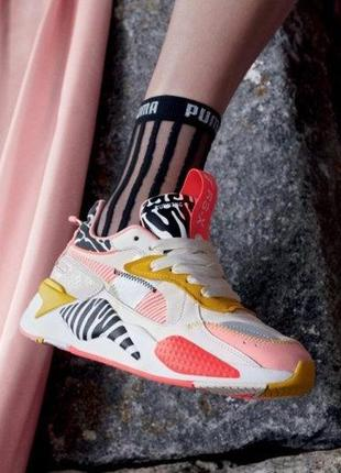 Кросівки puma rs-x unexpected mixes 35,5