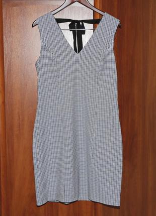 "Платье с бантом на спинке ""banana republic"", размер 14."