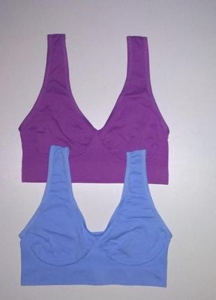 Комплект безшовних топів esmara lingerie.