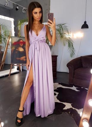 Платье сарафан в пол длиное макси красивое цвета в ассортименте