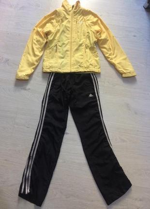 Adidas спортивный костюм трансформер