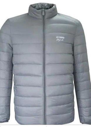 Lee cooper, демисезонная мужская куртка