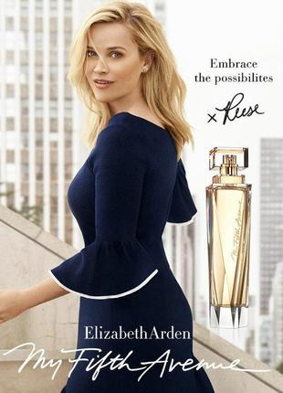 Elizabeth arden my fifth avenue парфюмированная вода,30 мл