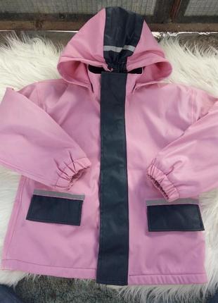 Курточка дождевик