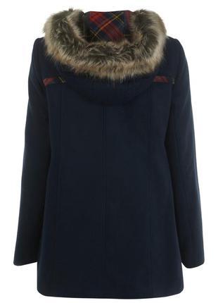 Пальто дафлкот miss selfridge2