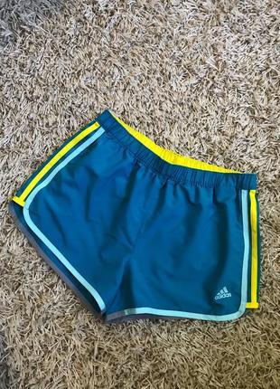 Спортивные шорты размер с-м от adidas