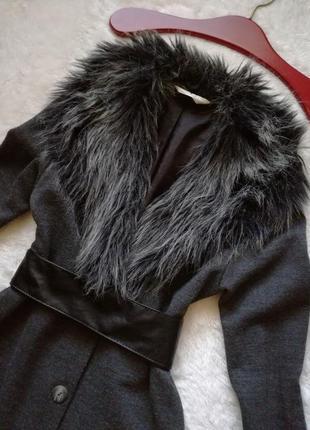 Удлиненный пиджак трикотаж р.38 designed for tesco
