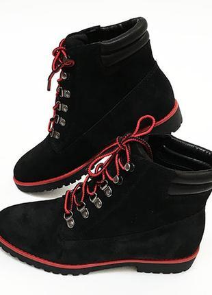 Замшевые ботинки ralph lauren оригинал 37, 38