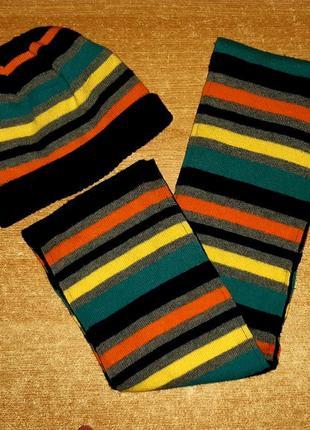 Набор шапка и шарф george