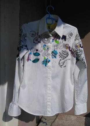 Красивенная рубашка от desigual