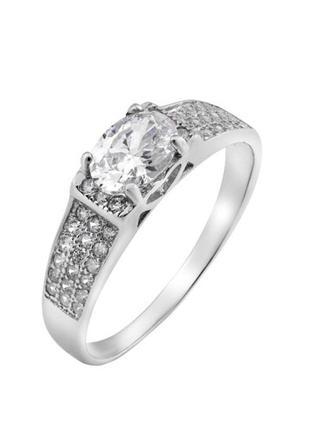 Кольцо серебро 925 руэлия лк0118