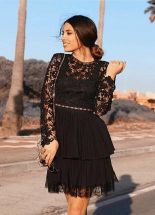 В наличии нарядное платье zara