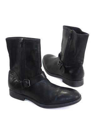 Ботинки minelli франция кожа 39 / 44 р оригинал