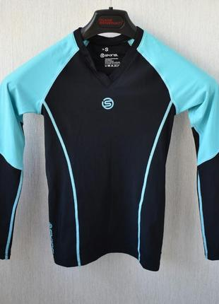 Компрессионная кофта skins  thermal long sleeve
