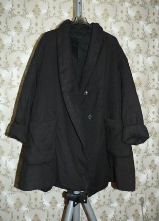 Дизайнерское  стильное пальто , кардиган , rundholz.