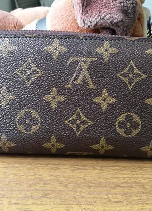 Кошелёк портмоне клач сумка кожаная кожа