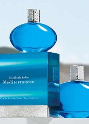 Elizabeth arden mediterranean парфюмированная вода,100 мл