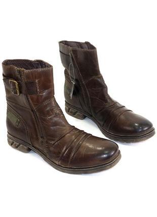 Ботинки bugatti кожа германия 45 р оригинал