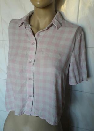 Шифон рубашка