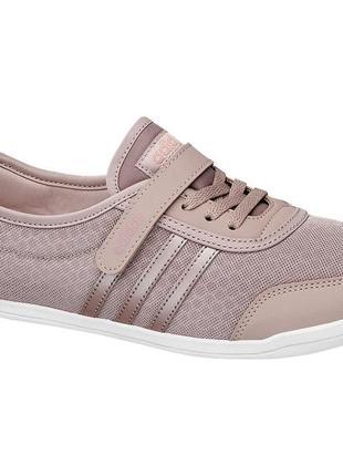 Фирменные кеды балетки adidas, размер 37/38