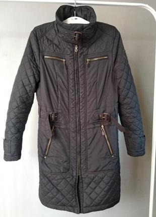 Очень стильное, утепленное пальто c&a