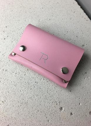 Акция!!!міні гаманець з натуральної шкіри, мини-кошелек, hand made.