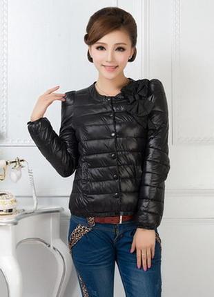 Утепленная стеганая куртка, пуховик limited edition