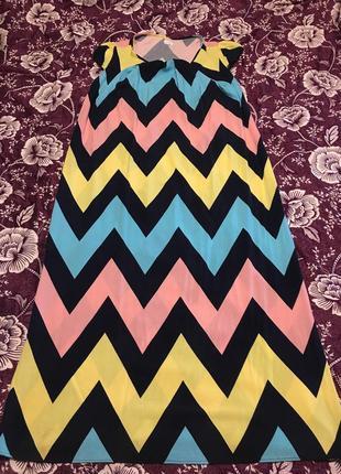 Летнее платье для беременых l