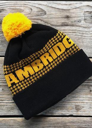 Теплая шапка cambridge