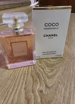 Coco mademoiselle chanel духи