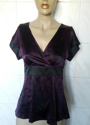 Ткань гладкая шикарная блуза