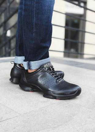 Шикарные мужские  кроссовки  ecco biom natural motion