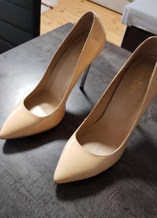 Туфли лодочки sexy fairy в стиле casadei