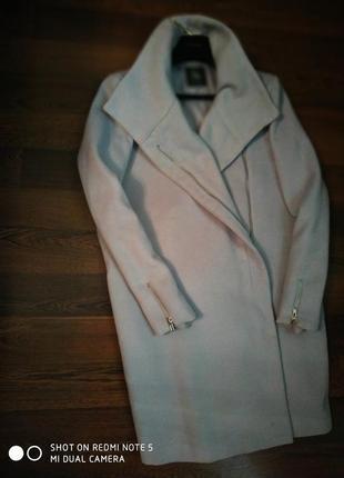 Роскошное пальто бойфренд. л-ка
