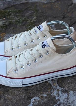 Кеди converse chuck taylor all star ox оригінал