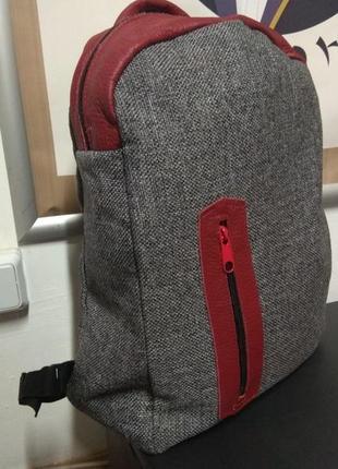 Тканинний рюкзак, тканевый рюкзак