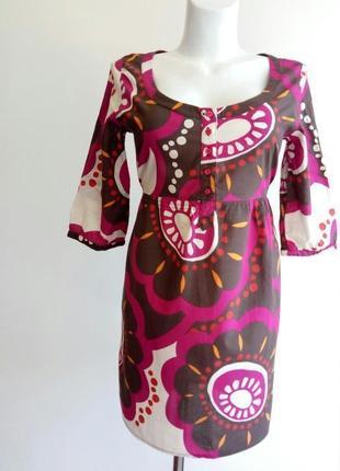 Отличное летнее платье натуральное от principles petite