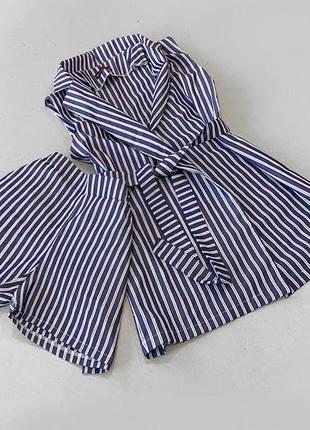 Костюм комплект пиджак шорты