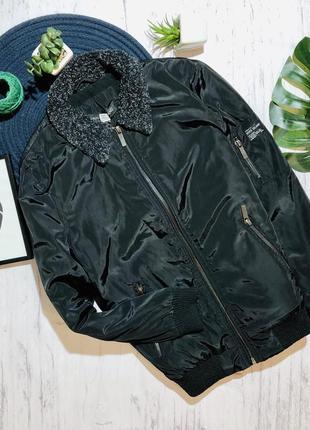 Стильная куртка-бомбер river island 10 лет (140)