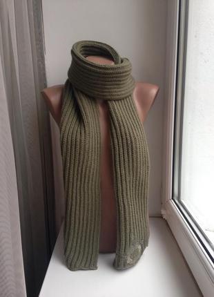 Шарф в'язаний, шарфик