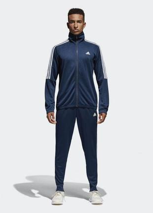Спортивный костюм муж. adidas polyester tiro tracksuit (арт. bk4089)
