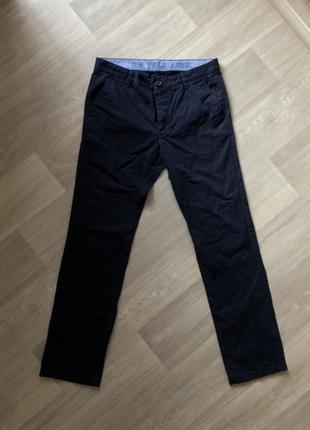 Повседневные фирменные брюки