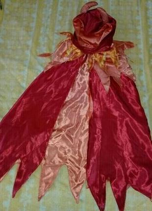 Карнавальный костюм на хеллоуин 6-8лет.