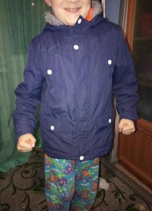 Детская демокурточка mckenzie 7-8 лет