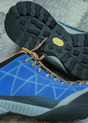 Треккинговые кроссовки scarpa zen pro р.44.5