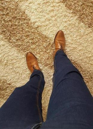 Идеальные премиальные джинсы слимы firetrap original