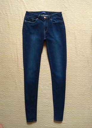 Стильные джинсы скинни charles voegele, 10 размер.